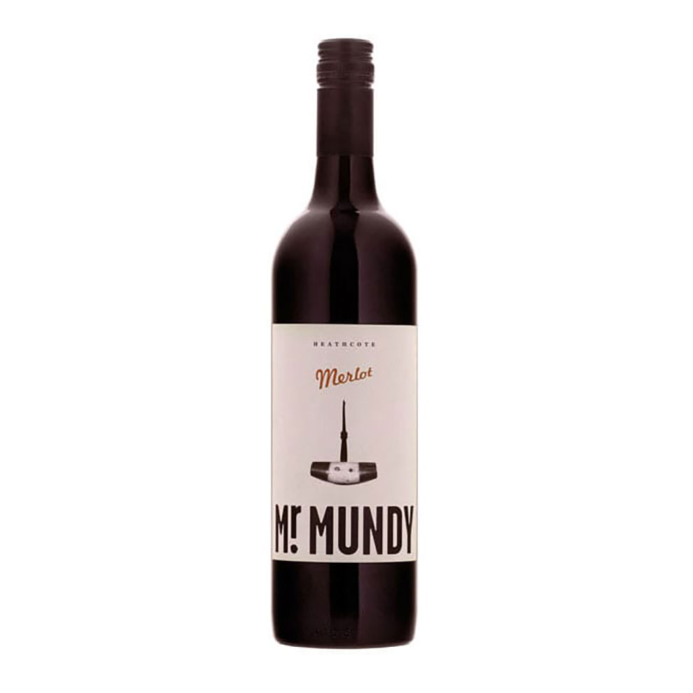 Bird and Barrel, Mr Mundy Merlot