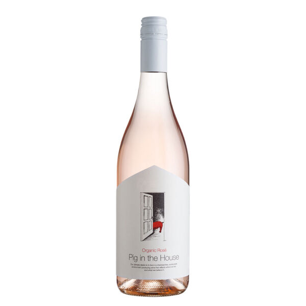 Bird and Barrel, Pig in the House Organic Rosé