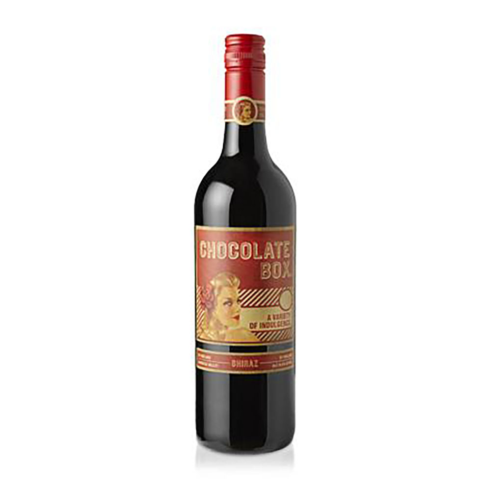 Bird and Barrel, Chocolate Box Shiraz