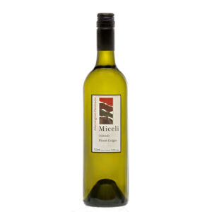 Bird and Barrel, Miceli Pinot Grigio