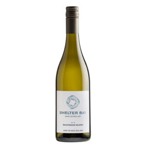 Bird and Barrel, Shelter Bay Sauvignon Blanc