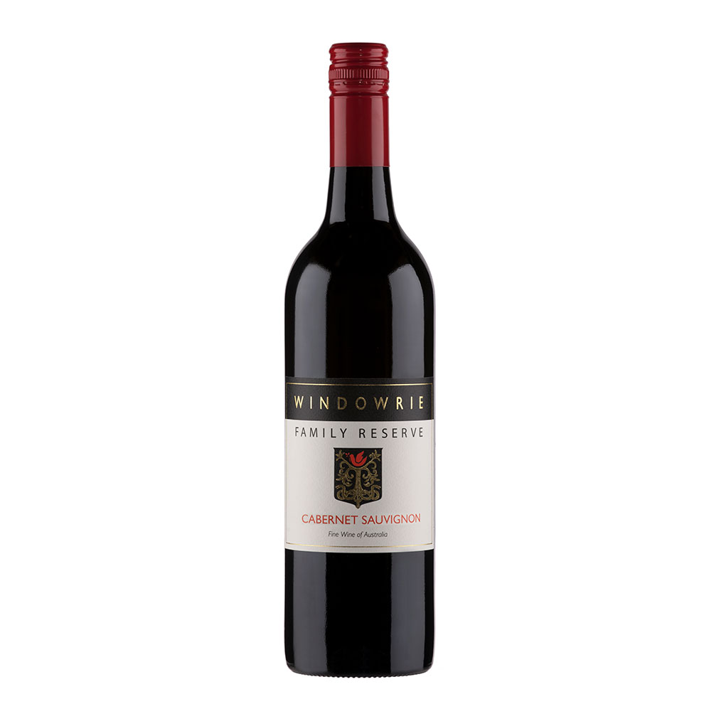 Bird and Barrel, Windowrie Family Reserve Cabernet Sauvignon