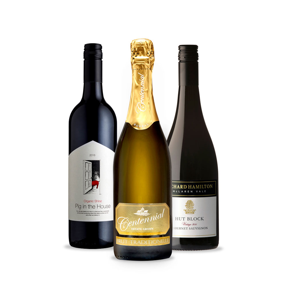 Bird and Barrel, 3-pack Sydney Wine Show Gold Award selection