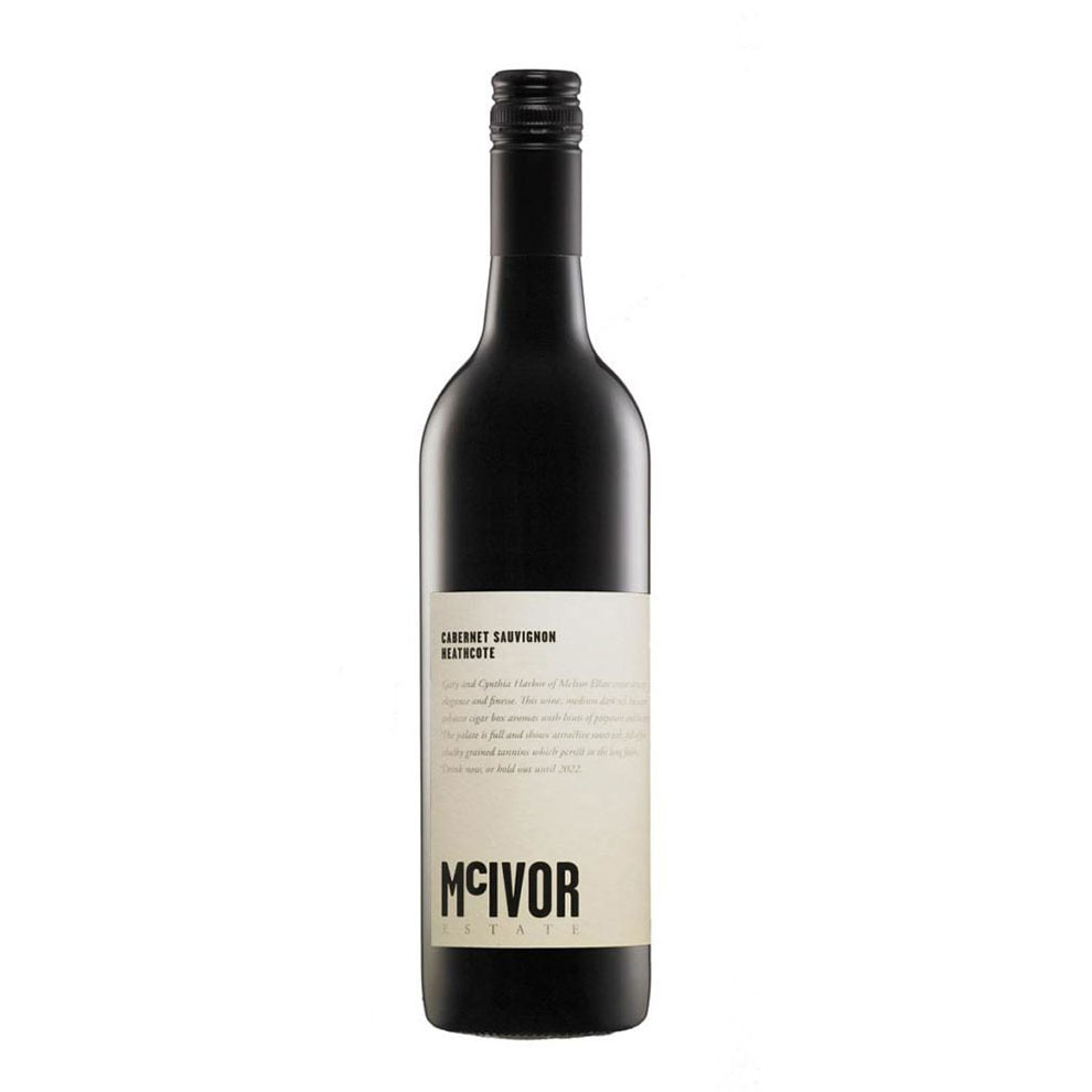Bird and Barrel, McIvor Cabernet Sauvignon