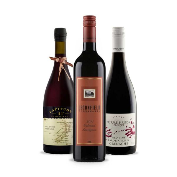 Wine Gifts, Winter Reds, Bird and Barrel