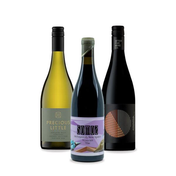 Trio of Discovery Wines Delivered