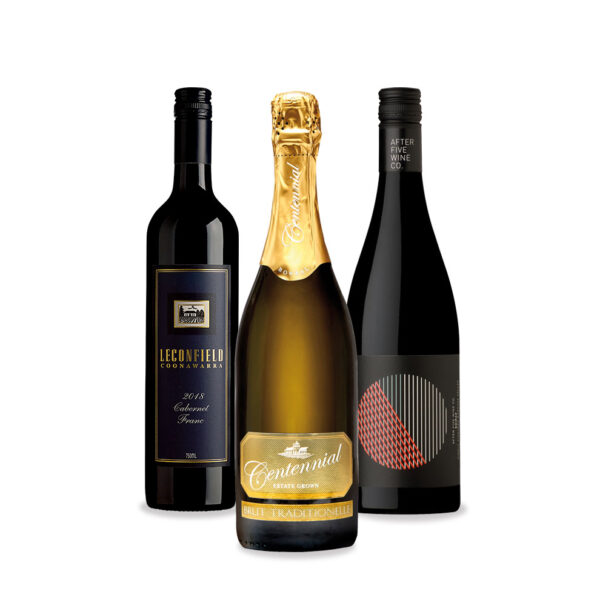 Award Winners Trio of Australian Boutique Wines