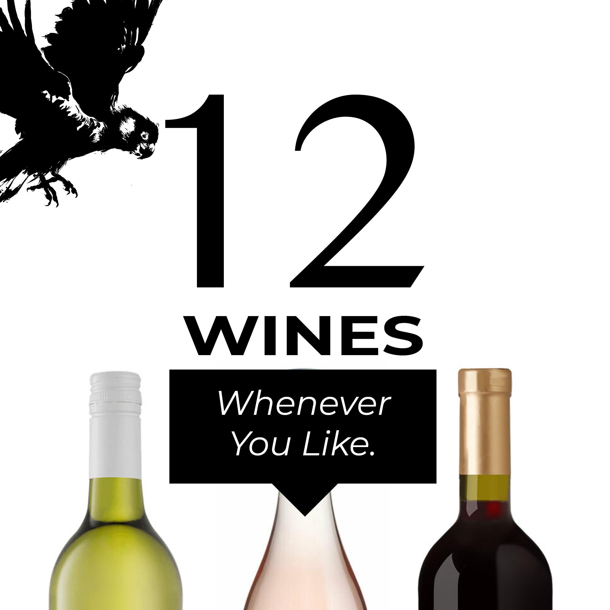 The Dozen Delivered Wine Club