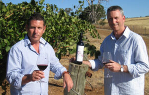 Wine Insiders contacts, Purple Hands Winemakers Craig Stansborough, Mark Slade