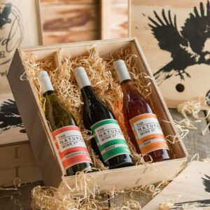 Bird and Barrel Organic Wine Gift Pack