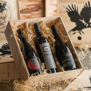 Bird and Barrel Shiraz Wine Gift Pack