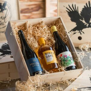 Bird and Barrel Whiskey Gift Pack