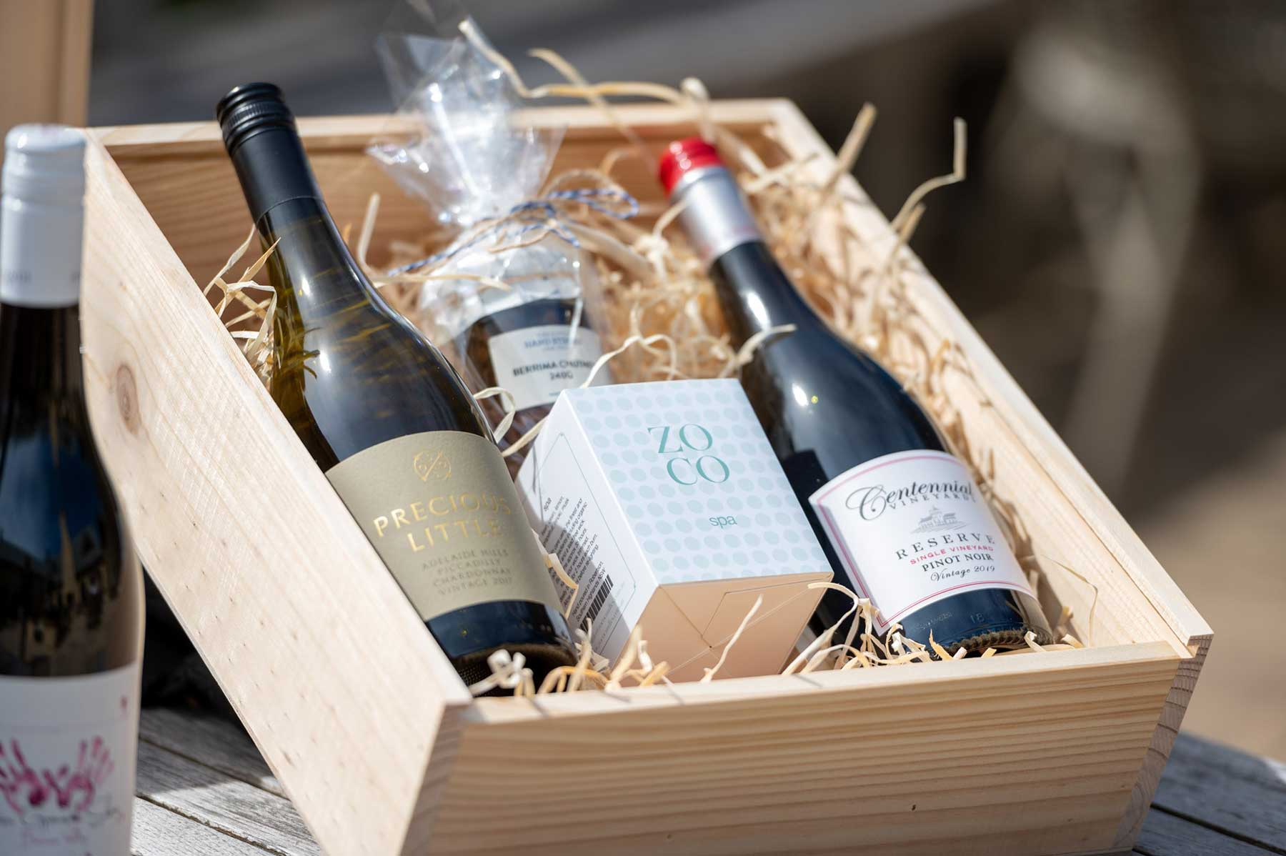 Bird and Barrel Corporate Wine Gifts
